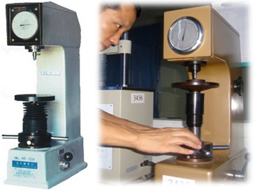 Lock Supplier | Armstronglocks Rockwell hardness tester